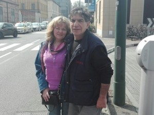Nuovo incontro a Torino, tra Olga e Luigi