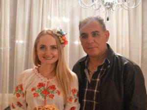 Nuovo incontro in Ucraina, Natalia e Ignazio