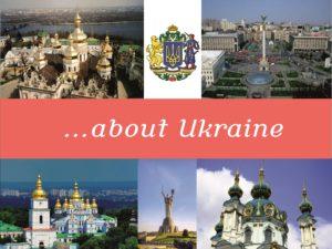 About Ukraine – Informazioni storiche di una grande nazione
