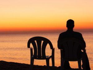 Un sincero punto di vista sulla solitudine maschile