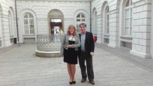 Olga e Luigi matrimonio in agenzia you & Meet