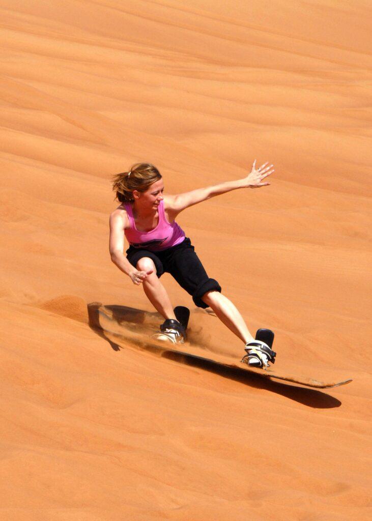 foto di ragazza russa che fa sport